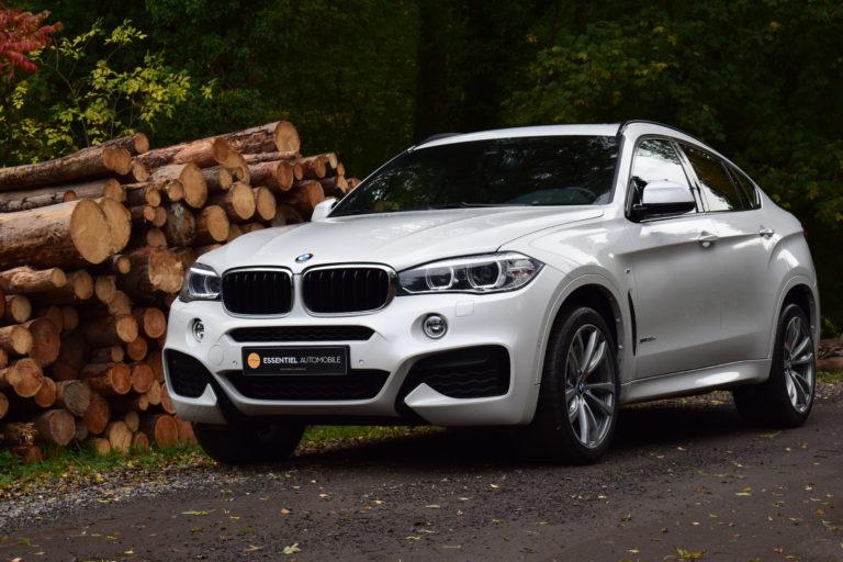 Photo principale de l'offre BMW X6 3.0 DAS